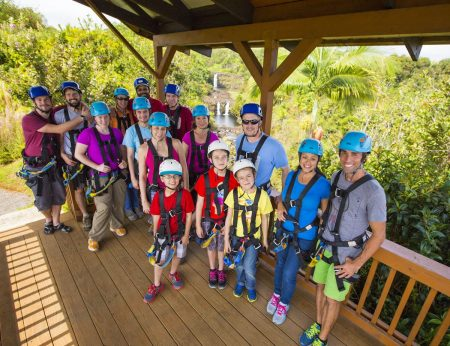 Zipline group