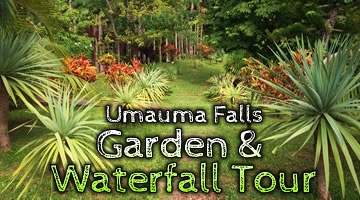 Garden and Waterfall Tour