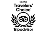 Tripadvisor 2020 Travelers' Choice