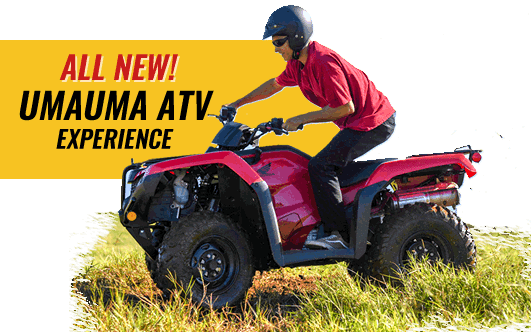 Umauma ATV Experience - All New