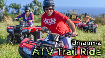 Umauma ATV Trail Ride