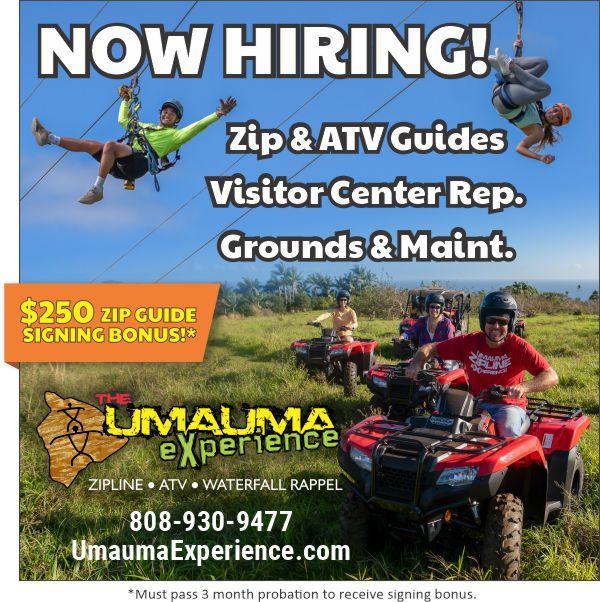 Umauma Experience Now Hiring - $250 bonus
